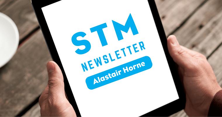 STM Publishing Newsletter – October 2018