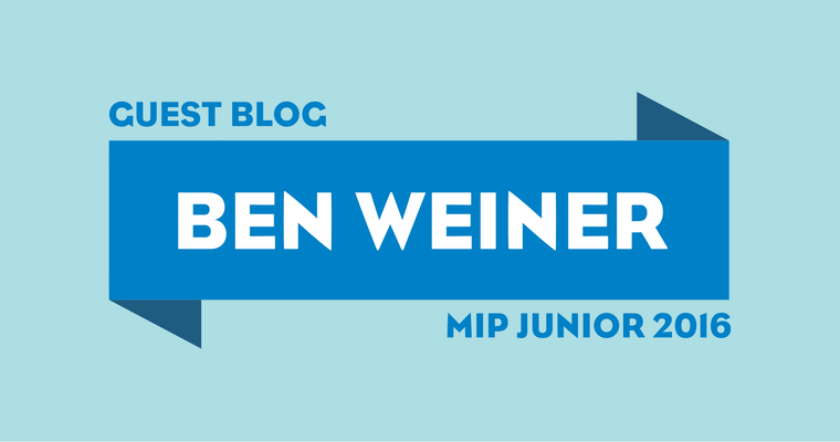Ben Weiner on MIP Junior
