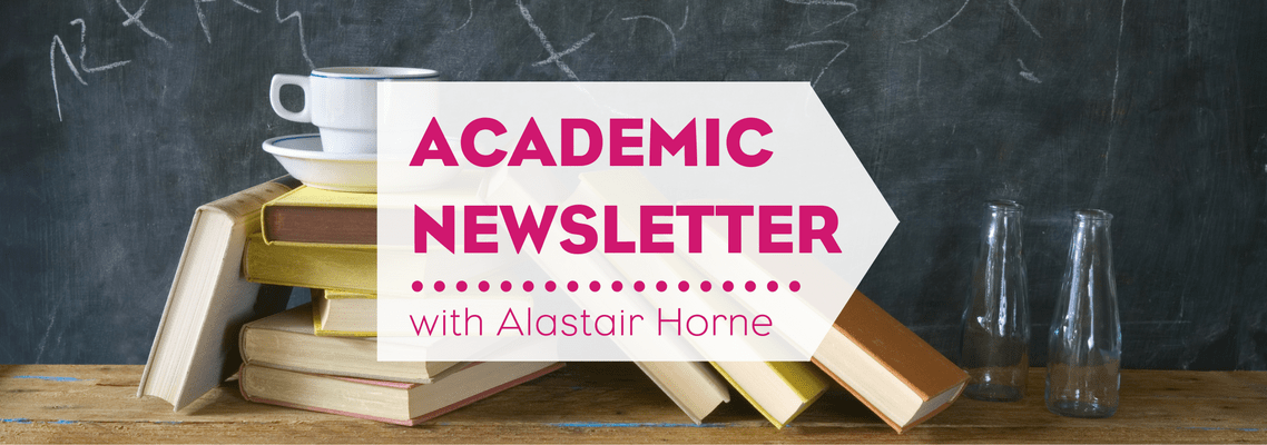 Academic Newsletter – August 2016