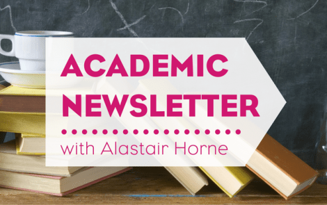 Academic Newsletter  – September 2017