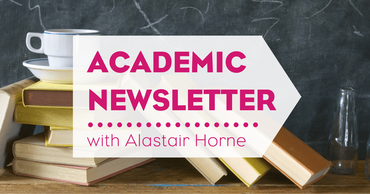 Academic Newsletter – August 2018