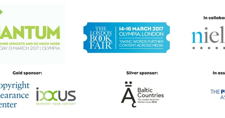 The London Book Fair reveals keynote speakers for Quantum Conference 2017