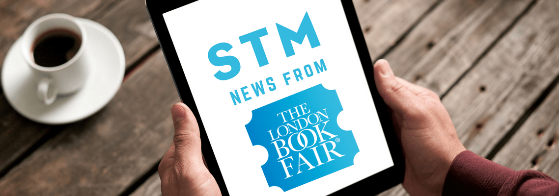 STM News from The London Book Fair – August 2017