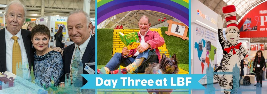 The London Book Fair 2017 – The Final Day