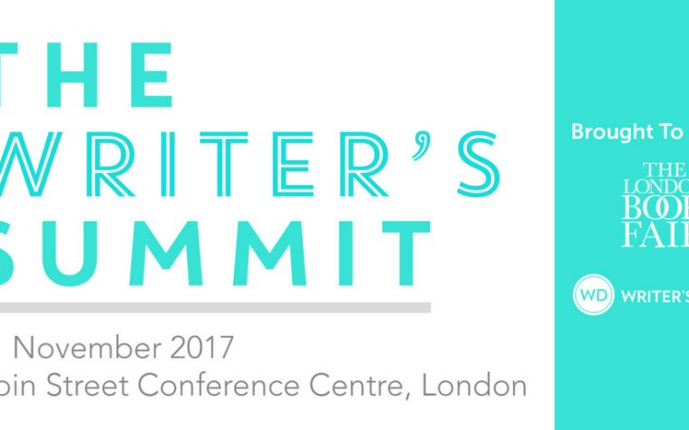 The Writer's Summit Line-up Revealed