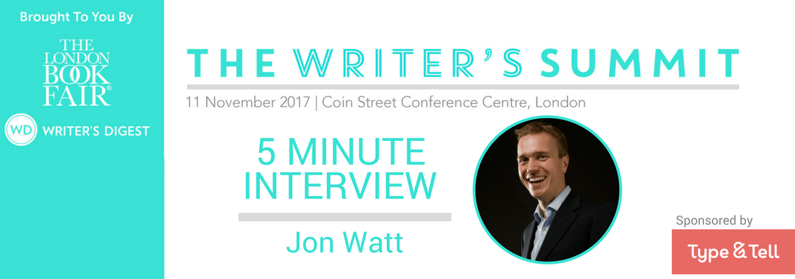 5 Minute Interview Jon Watt