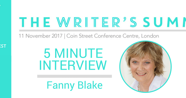 5 Minute Interview Fanny Blake