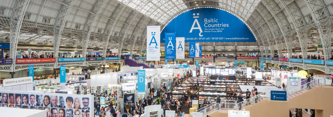 "Joanna Trollope, David Baldacci, Kit de Waal, Laura Bates and ""Donald Trump"" Kick Off The London Book Fair 2018"