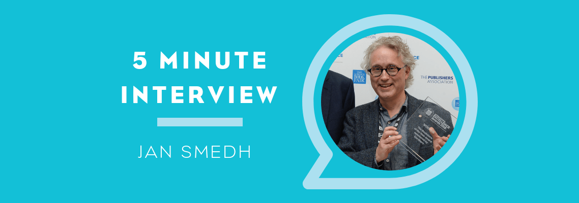 5 Minute Interview with Jan Smedh