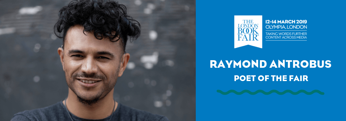 Raymond Antrobus Announced as Poet of the Fair