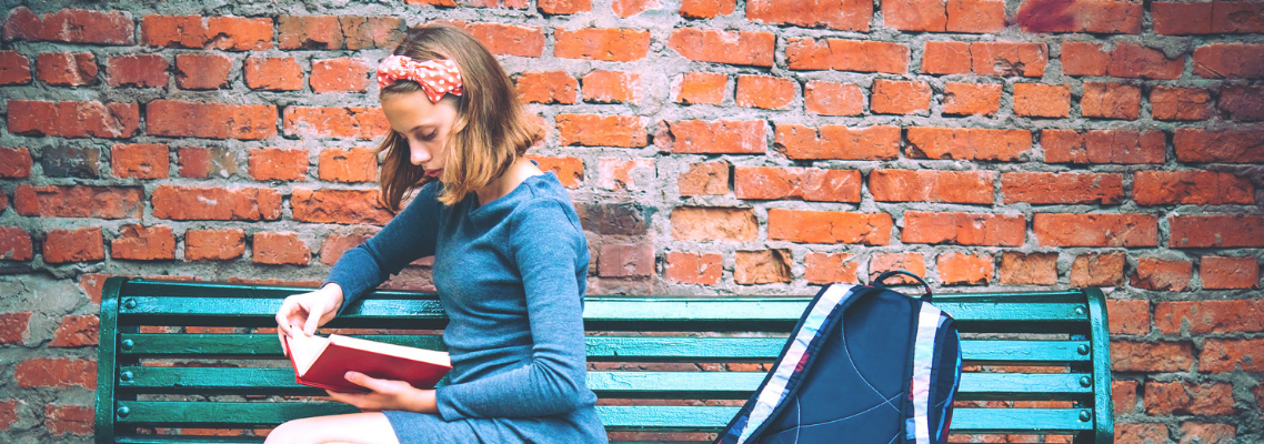 Reading is #1 Hobby for Teenage Girls