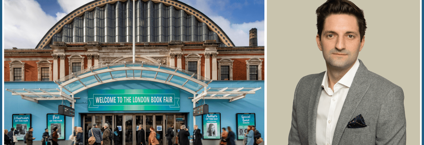 The London Book Fair Moves to June 2021, With Andy Ventris Announced as New Director
