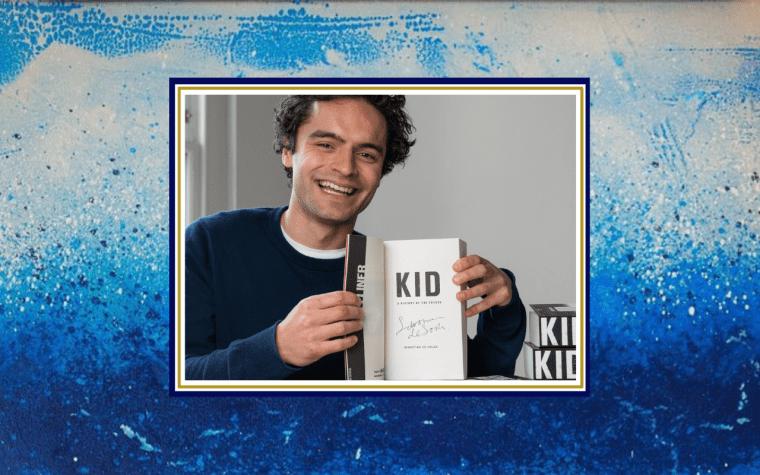 Kid: A History of the Future by Sebastian de Souza - Feat. Image