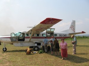MAF Cessna Caravan Partners With Laban Ministries International