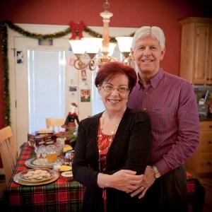 Tanya and John Boyd