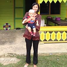 Pastor-Yesika-from-Steve-P.-Kalimantan-2013
