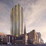 Realm Adelaide skyscraper tower approved, with serviced apartments