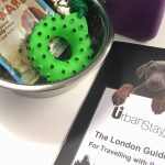 Urban Stay providing pet welcome packs and guides while in London