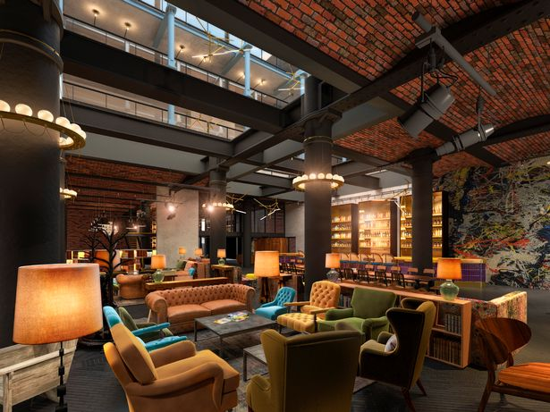 Historic Manchester Warehouse Gets Makeover As Go Native