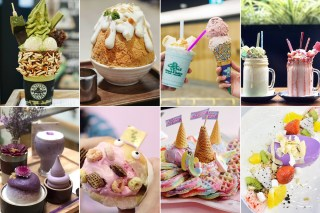 8 Instagrammable Desserts To Discover In Bangkok