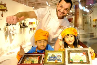 The Art of Chocolate Museum - the ENTERTAINER Hong Kong