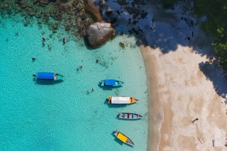 Secret Islands of Asia