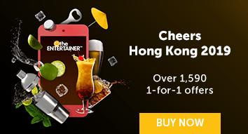 Cheers Hong Kong 2019