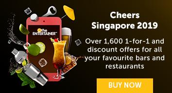 Cheers Singapore 2019