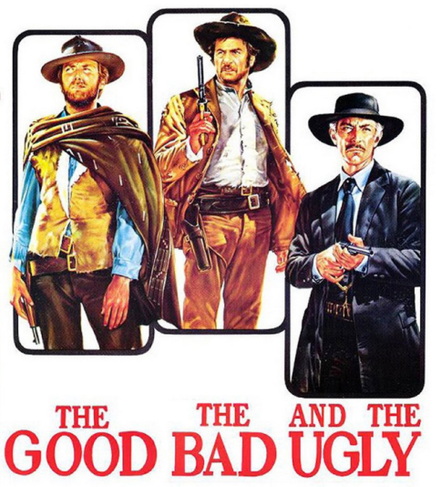 good bad ugly