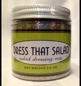 Dress That Salad