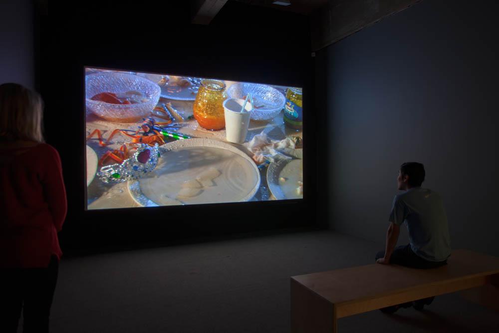 Eight 2001, installation view.