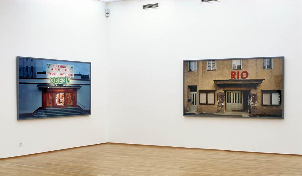 Installation view, Museum der Gegenwart, Hamburger Bahnhof, Berlin.