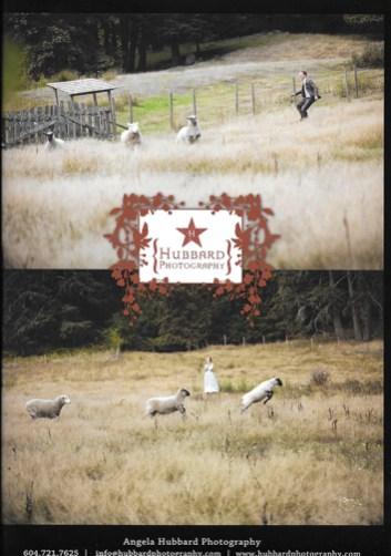 Angela Hubbard photography WEDLUXE magazine