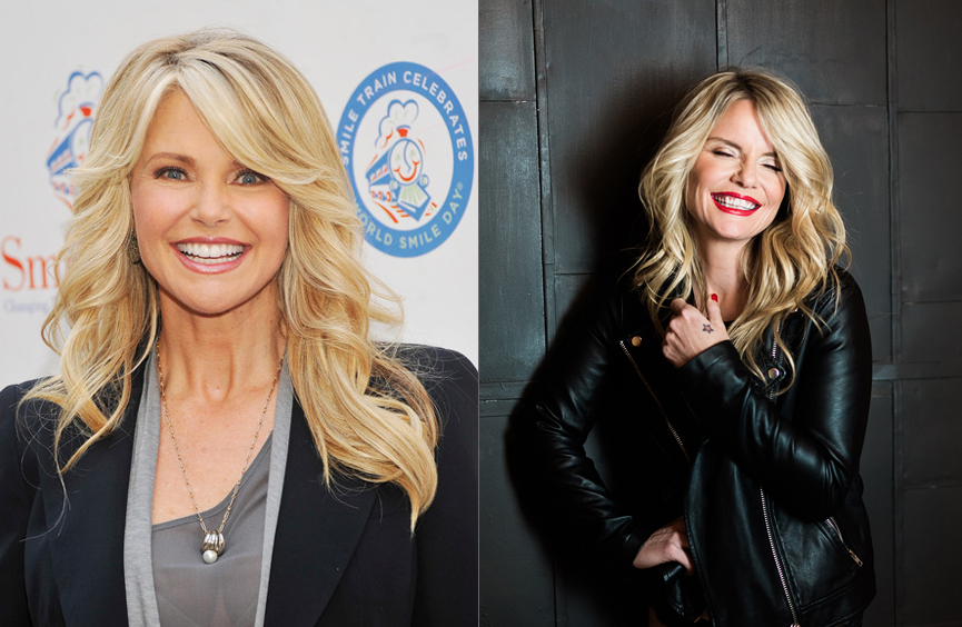 Christie Brinkley Angela Hubbard photography