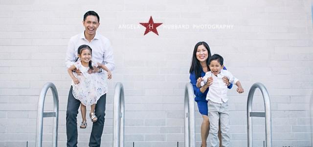 Vancouver family portrait photographer Angela Hubbard photography