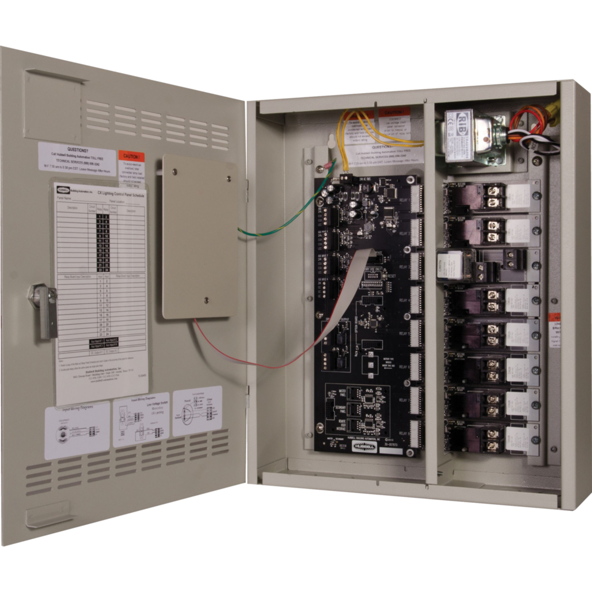 cx lighting control panels 4 8 16 and