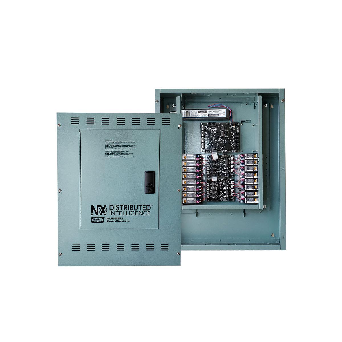 nx lighting control panel nxp2 series