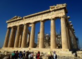 The Parthenon, Athens.