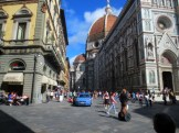Duomo Cathedral, Florence. Built 1296 - 1436