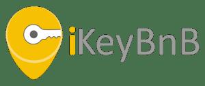 ikeyBnB logo startup barcelona