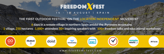 Win a ticket worth €697 to Freedom X Fest this August