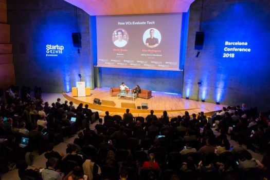 Meet founders from all over Europe in Barcelona: Startup Grind Tech Conference 2020
