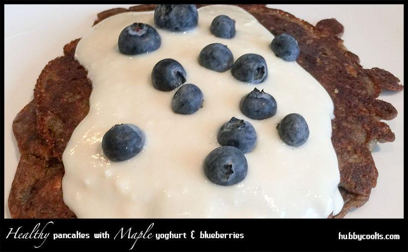 Banana & Almond Pancakes Recipe (Gluten Free)