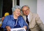 Anläßlich des 95. Geburtstags von Aenne Burda