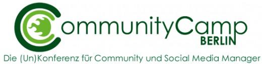 Logo des Community Camp Berlin