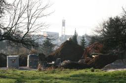 """Blick vom Baugebiet """"Krautgärten"""""""