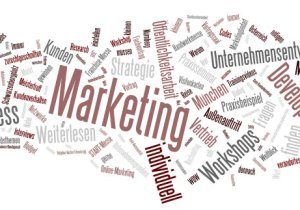 Schlagwortwolke Hubert Baumann - Unternehmensentwicklung, Business Development, Marketing 20, Aschaffenburg Wien