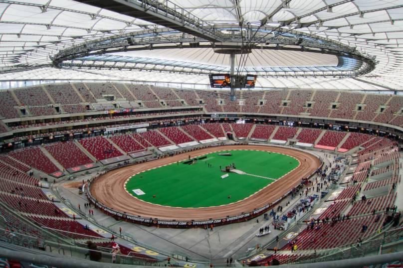 Speedway Grand Prix Warszawa 2015 - Stadion Narodowy