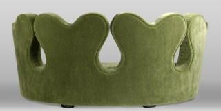 Canapé babeth vert dos