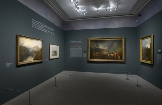 """Caumont Centre d'art - Exposition """"Turner et la couleur"""""""